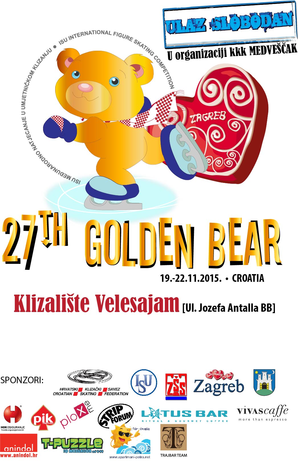 golden bear 26